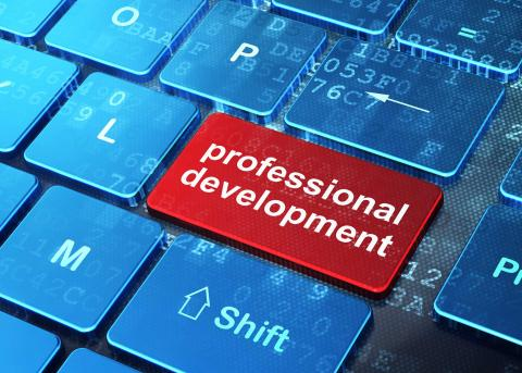 Are you asking for professional development training the right way?