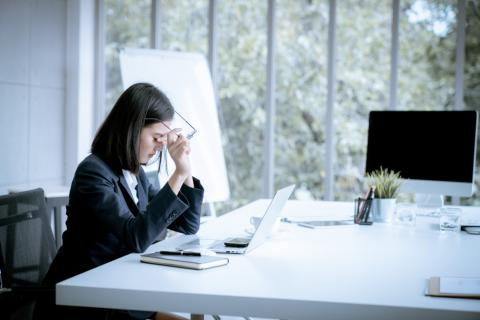 5 unexpected sources of work stress and how to beat them